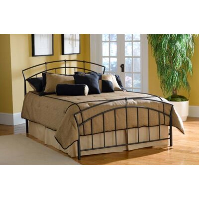 Anna Panel Bed Size: Queen