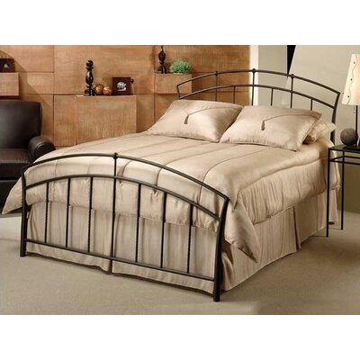 Anna Panel Bed Size: Full