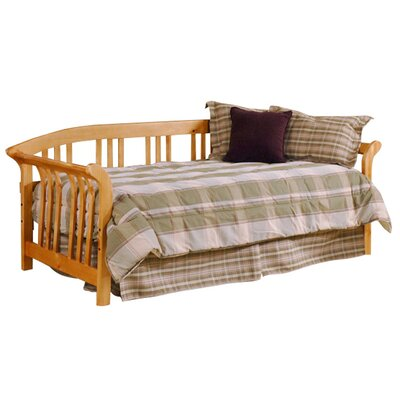 Baptist Daybed Finish: Country Pine, Accessories: No Trundle