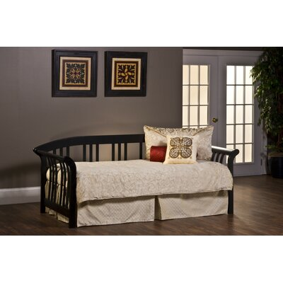 Baptist Daybed Finish: Black, Accessories: With Trundle