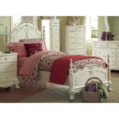 Baptist Panel Bed Size: Twin