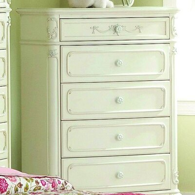 Baptist 5 Drawer Series Chest