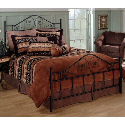 Arnot Panel Bed Size: King