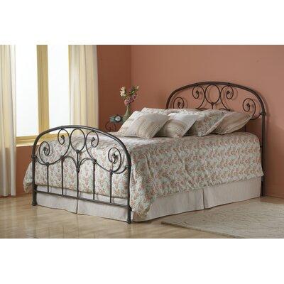 Leavitt Panel Bed Size: California King