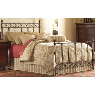 Leavitt Panel Bed