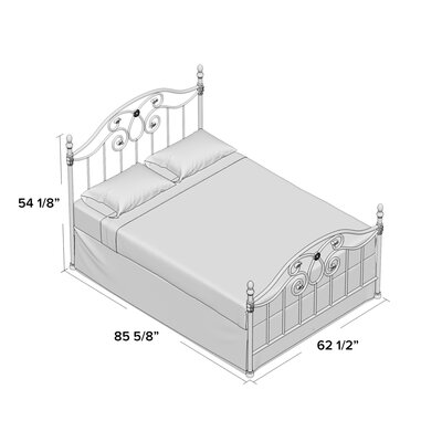 Leavitt Panel Bed Size: Full