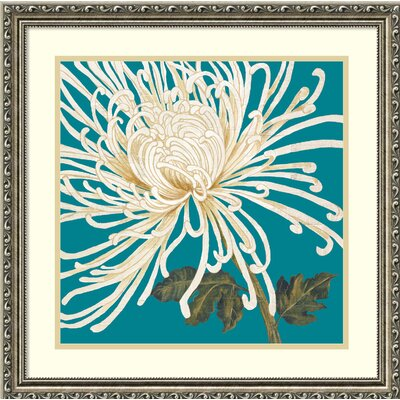'Mums The Word II' Framed Graphic Art Print