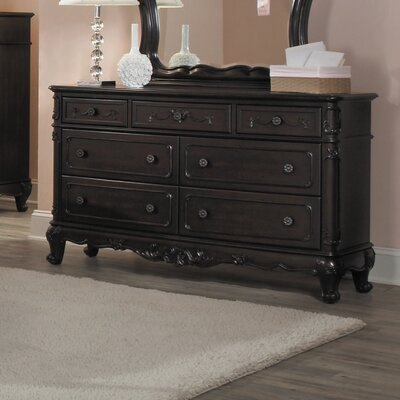 Baptist 7 Drawer Dresser