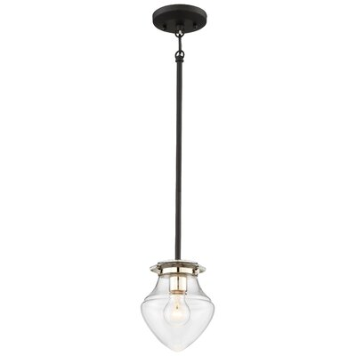 Bachus 1-Light Mini Pendant