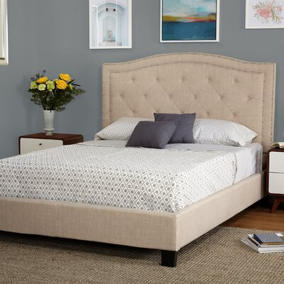 Bellomy Queen Upholstered Platform Bed