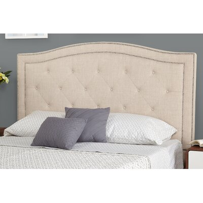 Bellomy Queen Upholstered Panel Headboard