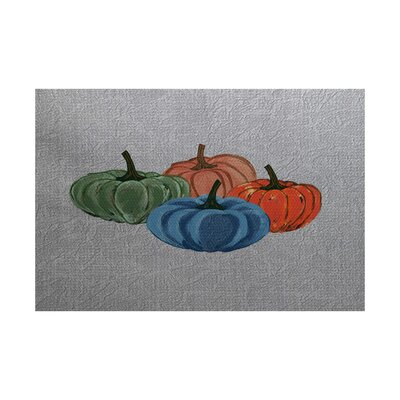 Miller Multi-Colored Indoor/Outdoor Area Rug Rug Size: 2 x 3