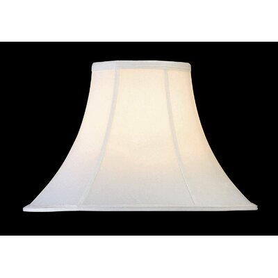 18 Shantung Bell Lamp Shade