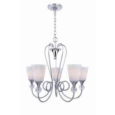 Gardner 5-Light Shaded Chandelier