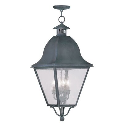 Goodhue 4-Light Foyer Pendant