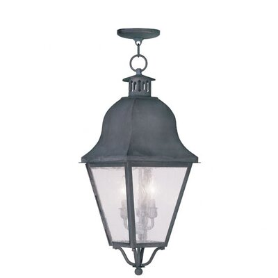 Goodhue 3-Light Foyer Pendant