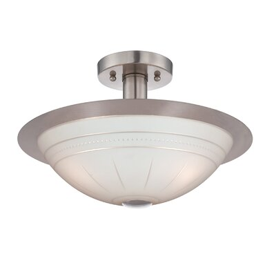 Gifford 3-Light Semi-Flush Mount