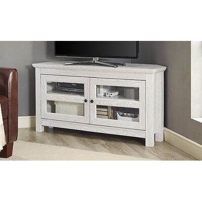Galbraith 44 TV Stand Color: White