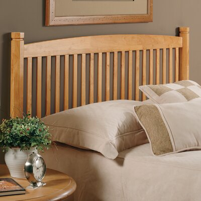 Gallimore Slat Headboard Size: Full / Queen