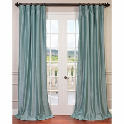 Gilman Semi-Opaque Thermal Blackout Single Curtain Panel