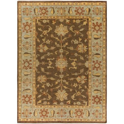 Moffet Mocha Area Rug Rug Size: Rectangle 8 x 11
