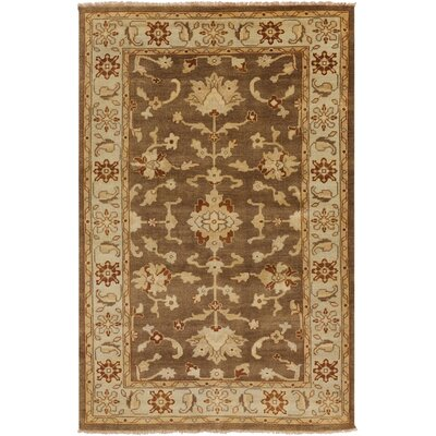 Moffet Mocha Area Rug Rug Size: Rectangle 56 x 86