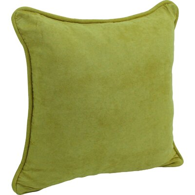Hargreaves Corded Throw Pillow Color: Mojito Lime