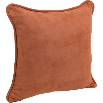 Hargreaves Corded Throw Pillow Color: Spice