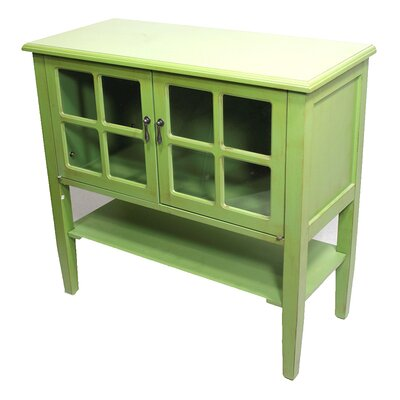 Newry Cabinet Finish: Green