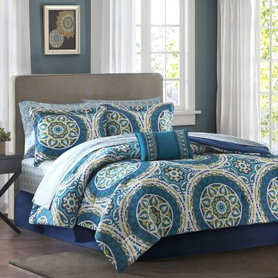 Olivet Comforter Set Size: California King