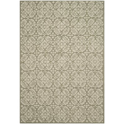 Baytown Sage Oriental Area Rug Rug Size: Rectangle 53 x 83
