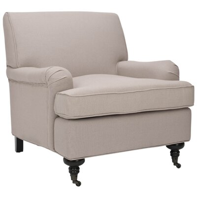 Duluth Armchair Upholstery: Taupe