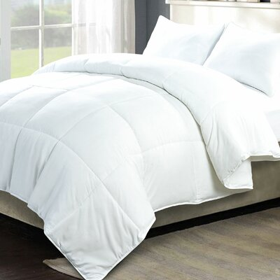 Schweigert Down Alternative 3 Piece Comforter Set Size: Queen