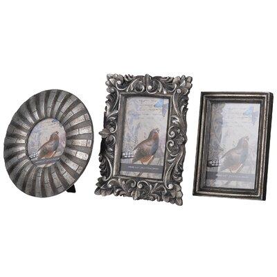 Unique 3 Piece Picture Frame Set