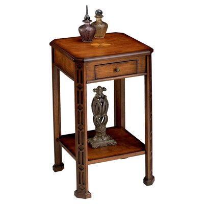 Searles Square End Table