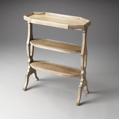 Seaton End Table Color: Driftwood