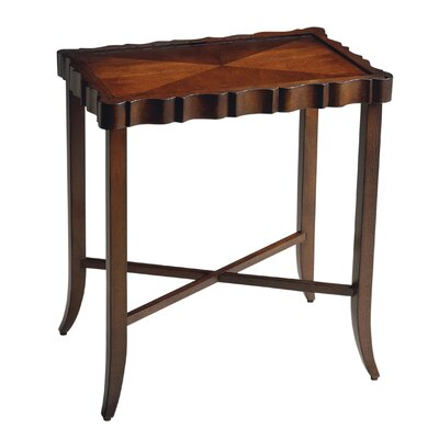 Seatonville End Table Color: Plantation Cherry