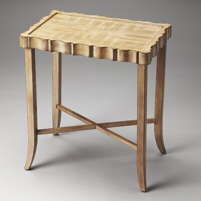 Seatonville End Table Finish: Driftwood
