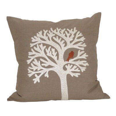 Archibald Cotton Throw Pillow