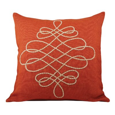Arden Jute Throw Pillow