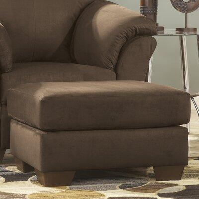 Huntsville Ottoman Upholstery: Caf�