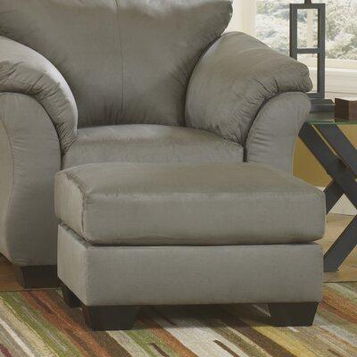 Huntsville Ottoman Upholstery: Cobblestone