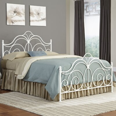 Elnora Panel Bed Size: King