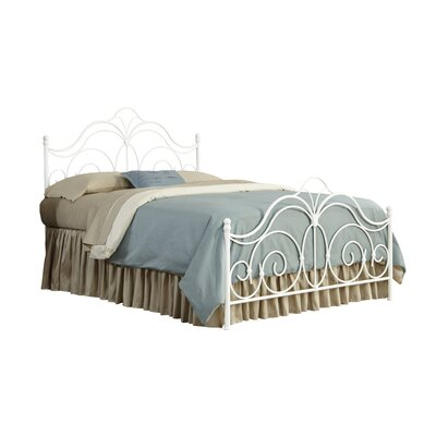 Avila Panel Bed Size: King