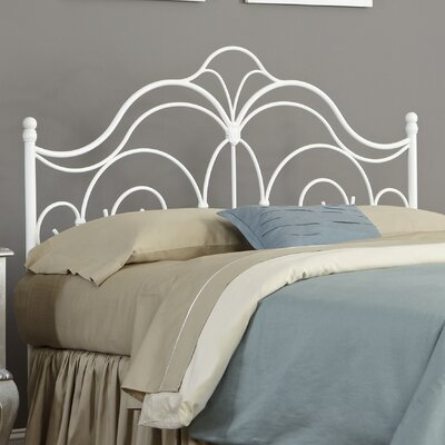 Elnora Open-Frame Headboard Size: King