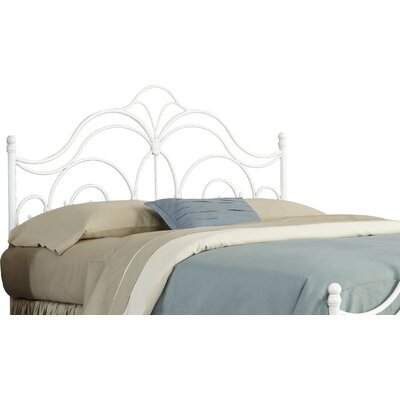 Avila Open-Frame Headboard Size: King