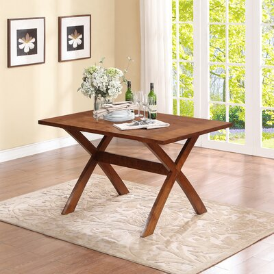 Rosamond Trestle Dining Table