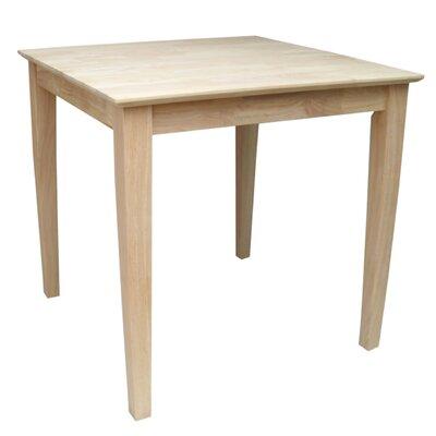 Glenside Dining Table Size: 30