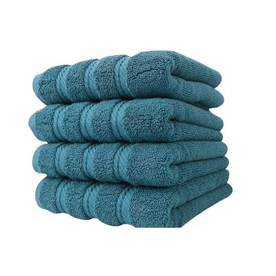 Hand Towel Set Color: Blue