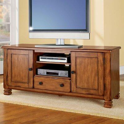 Brackenridge 54 TV Stand Color: Medium Brown